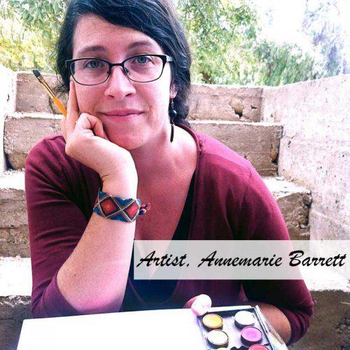 Annemarie Barrett
