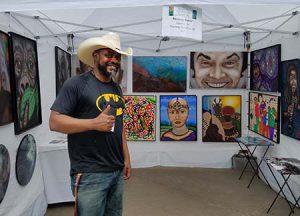 Artist, Rodney Butler